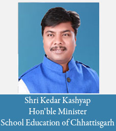 School Education Minister